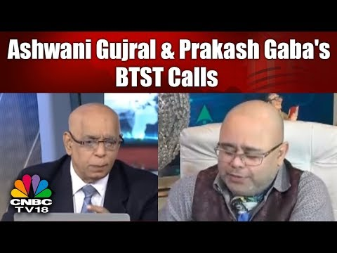 Closing Bell | Ashwani Gujral & Mitesh Thakkar's BTST Calls (13th March) | CNBC TV18