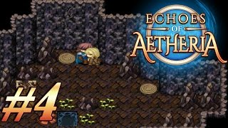 Echoes Of Aetheria - Walkthrough Gameplay #4 | QUEST: THE BIG LEAGUES [ No Commentary ]