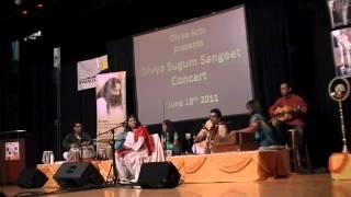 Dama Dam Mast Kalandar (Vandana Vishwas Cover - Live)