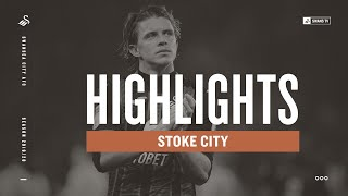 Stoke City v Swansea City | Highlights
