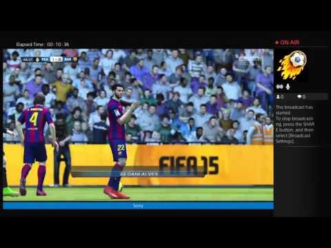 Fifa old friends Real madrid vs Barcelona
