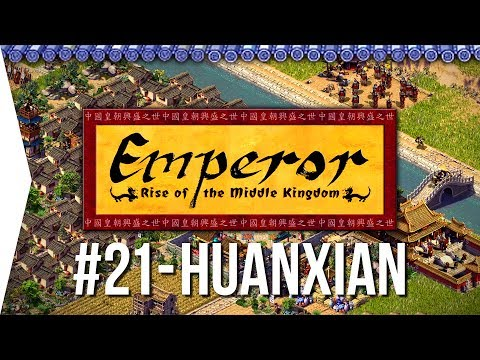Emperor ► Mission 21 Zheng Guo's Canal - [1080p Widescreen] - Let's Play Game