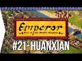 Emperor ► Mission 21 Zheng Guo's Canal - Huanxian - [1080p Widescreen] - Let's Play Game