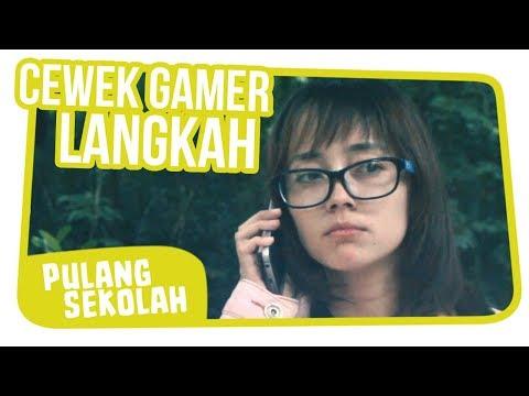 Ajak Main Cewek Gamer - Cerita Pulang Sekolah