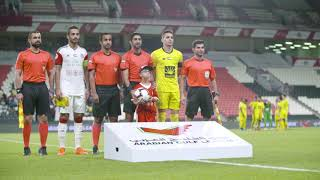 Mubadala celebrates People of Determination at Al Jazira vs Al Wasl football match