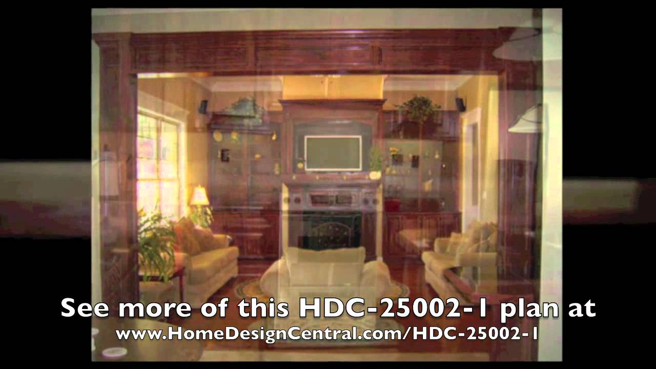 4 bedroom house plans by home design central youtube