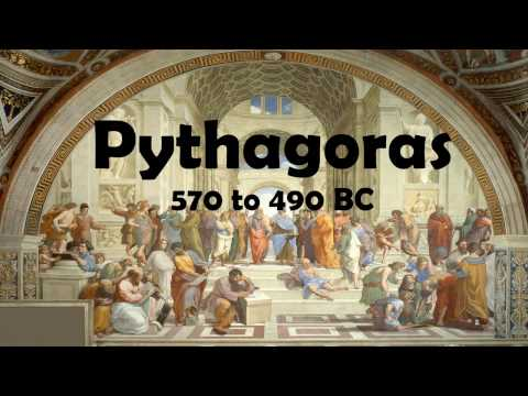 Mini Biography - Pythagoras