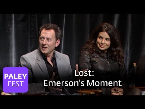 Lost  Michael Emerson's Favorite Moment Paley Center