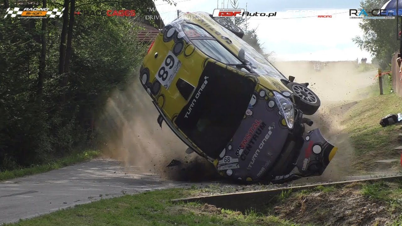 Best of Rally Crash 2017 by MaxxSport