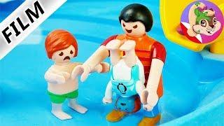 Playmobil Rodzina Wróblewskich | DUŻY JULIAN chce utopić EMMĘ! Czy Julian ją uratuje?