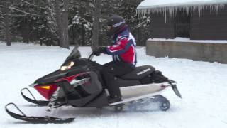 Polaris Snowmobile Adult Safety Video