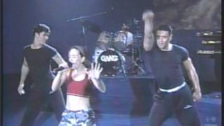 Alexia @ Jo Soares (Live in Brazil 1997) Interview & Number One