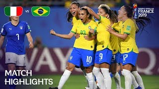 Download Italy v Brazil - FIFA Women's World Cup France 2019™ Mp3 and Videos
