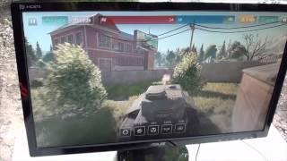 Автопробег Т.О. | Новые танки онлайн на Unity |