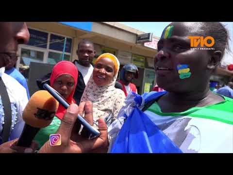 Reba agashya umugore wafanaga Amavubi yakoreye umunyamakuru wa Radio10 na TV10 i Rubavu