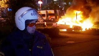 Riots prompt focus on Sweden