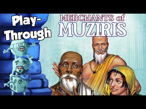 Play Through -  Merchants of Muziris