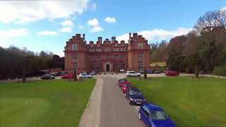 Broome Park Golf, Canterbury - Droned it ! by Dronik Aerial Film. DJI Phantom 4