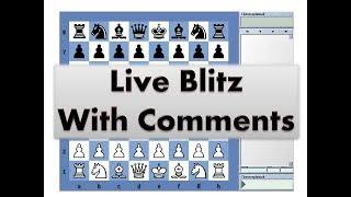 Blitz Chess #4718 vs Scotch Four Knights Black