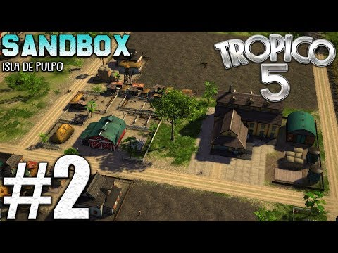 Jadi Juragan Keju - Tropico 5 - Indonesia #2