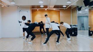 MONSTA X (몬스타엑스) - 걸어 (All in) Dance Practice (Mirrored)