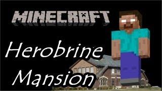 Minecraft: Herobrine Mansion - Victor, Eu Vou Te Salvar!