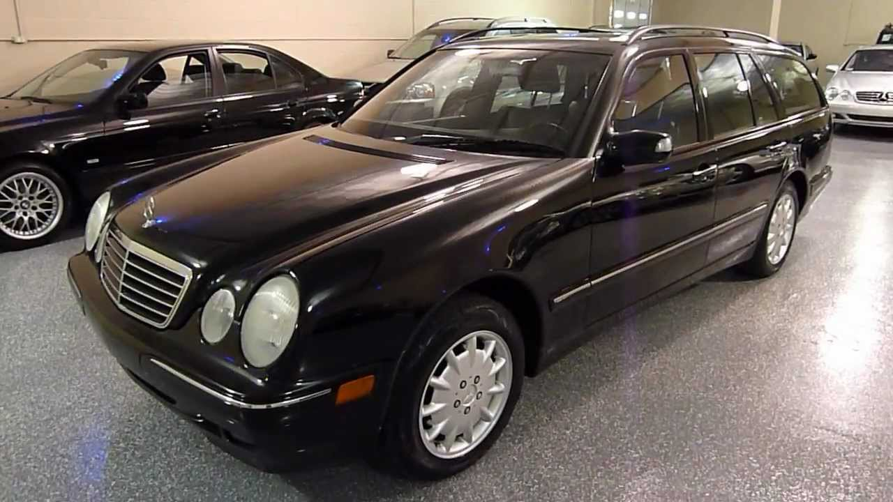 2001 mercedes benz e320 4dr wagon 3 2l awd sold 2049 for 2001 mercedes benz e320
