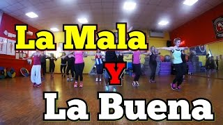 "Alex Sensation ""La Mala Y La Buena"" Ft. Gente de Zona Lyrics"