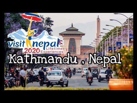 Kathmandu city tour 4K , #kathmandu # Nepal