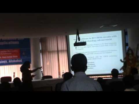 RF VLSI Design Dr  Kusum Lata, IIIT, Allahabad