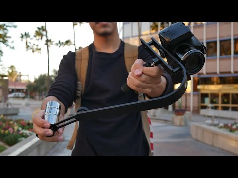 How to Calibrate Handheld Stabilizers AND Platinum Camera Stabilizer Review!   ModestBox