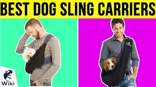 10 Best Dog Sling Carriers 2019 thumbnail