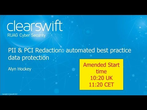 exclusive deals arrives timeless design PCI & PII Redaction: automated best practice data protection ...