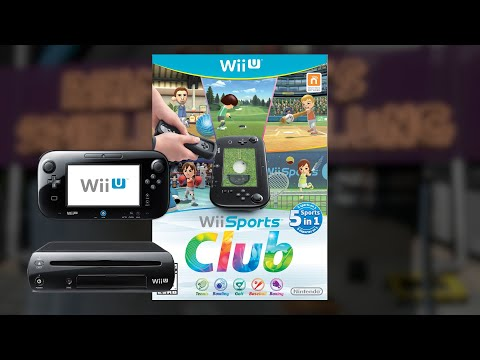Gameplay : WII Sports Club Bowling [WII U]