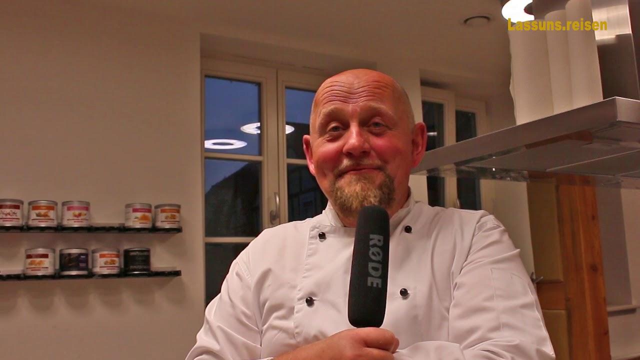 Knut Diete präsentiert kulinarische Kostbarkeiten der Prignitz