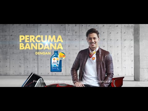 Shell Advance x Fattah Amin