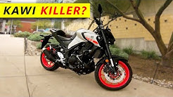2020 Yamaha MT-03 FIRST Ride and Review!