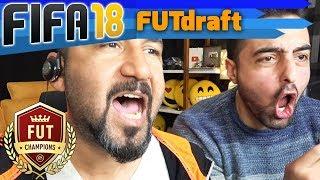 NAZAR DUALI FORMAMIZLA İLK MAÇ! | FIFA 18 FUTDRAFT