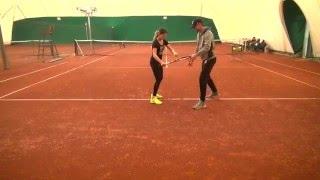Теннис. Дневник тренировок. 6.