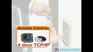 Access Control Systems - TCP/IP Access Controller, 3G Environment Monitor Controller, RFID Reader