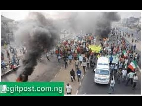 Download Biafra News-(Hausa youths starts a revolution in the north as Fulanis runs back to futa jallon....)