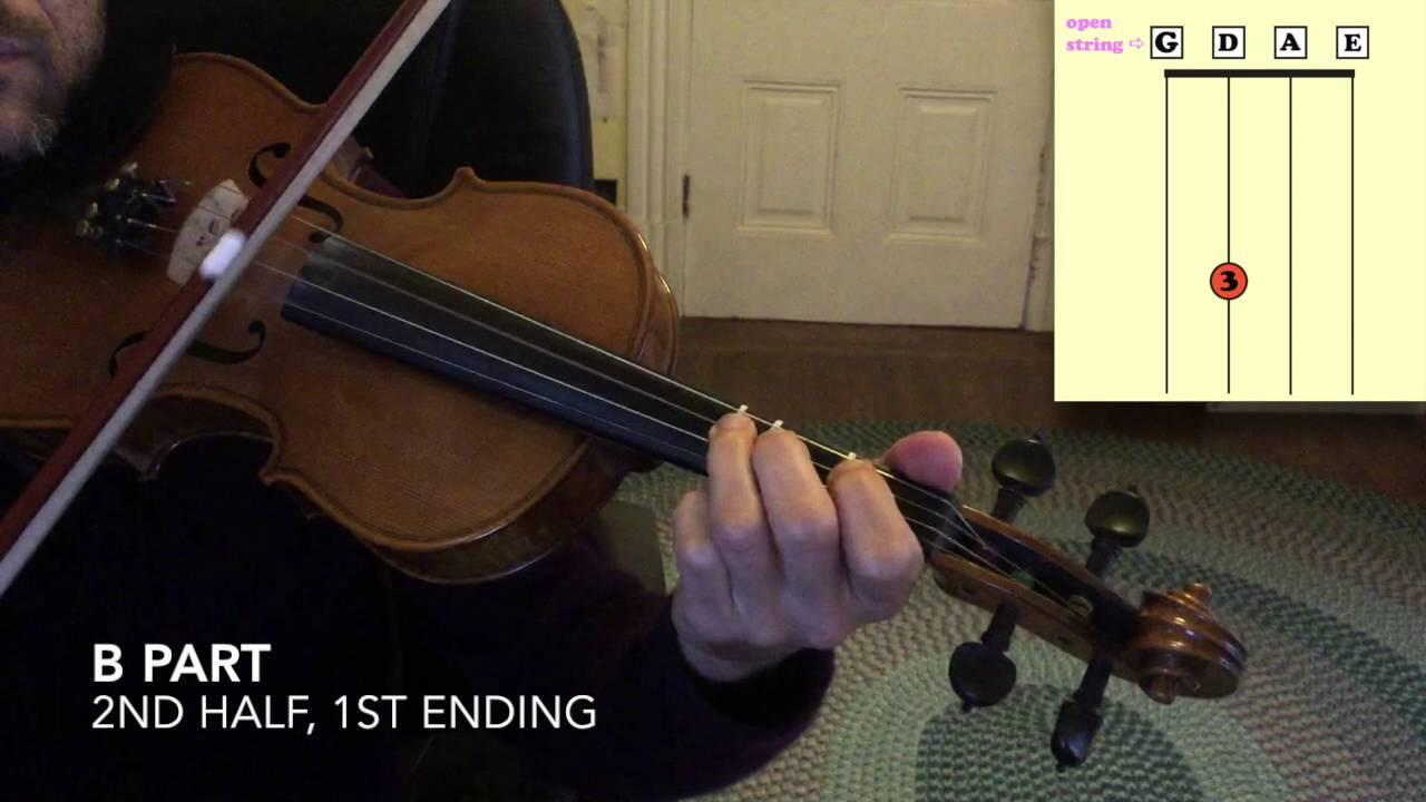 Norwegian Wood - Basic Fiddle Lesson - FiddleHed