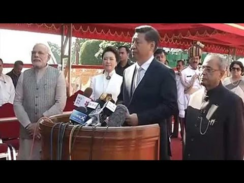 India-China border face-off worsens as New Delhi welcomes President Xi