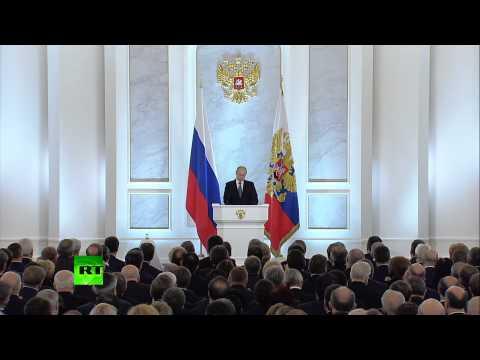Биография Путина. Президент России Путин 2018
