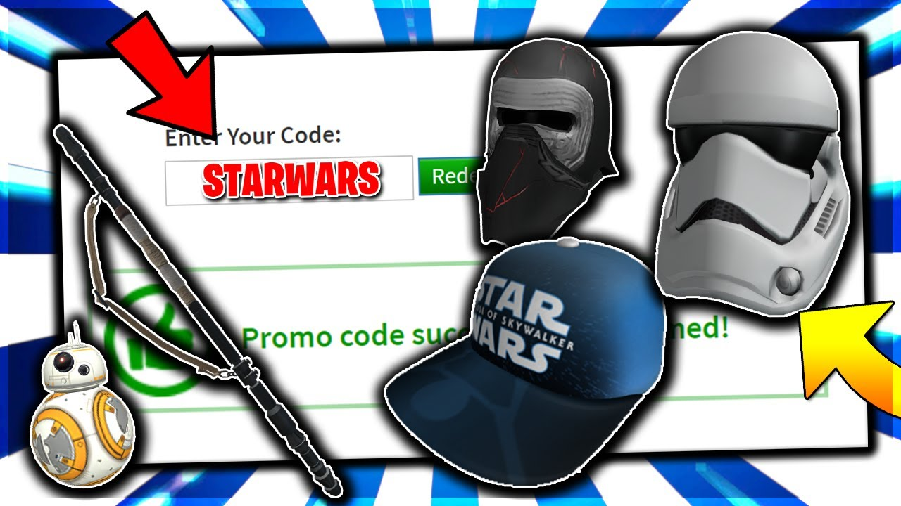 Roblox Bloxrp Wiki Roblox Promo Codes 2019 March Star Wars Roblox Promo Code All Working Promo Codes On Roblox 2019 Roblox Youtube