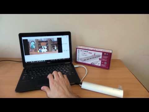 ICY BOX IB-AC6701 7 portos USB 3.0 HUB teszt