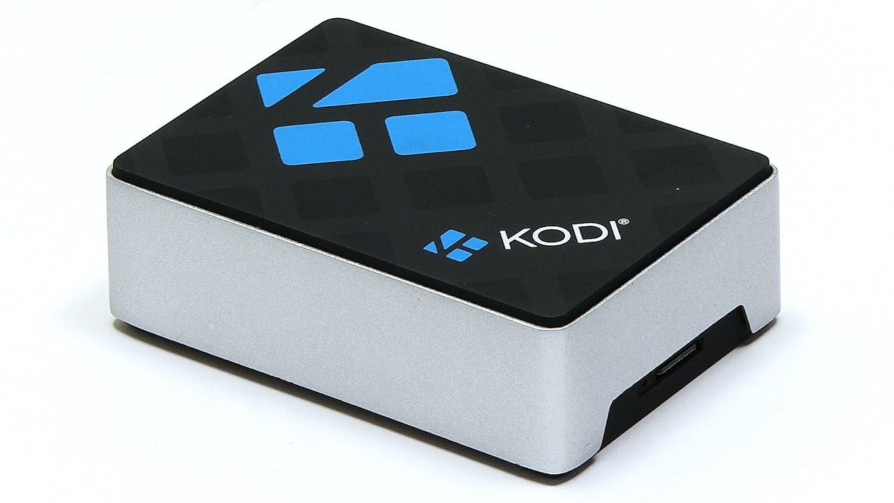 Raspberry Pi Kodi Case With Passive Cooling Youtube