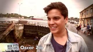 Oscar Zia är laddad för RIX FM Festival i Malmö