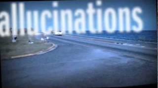 Kinetic Typography // David Usher -- Hallucinations