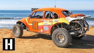 Baja Misadventures Part DEUX, Episode 2: We Actually Race Something